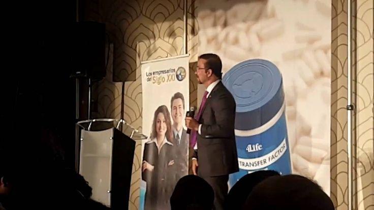 DIP Dr. Herminio Nevarez - Encuentro Empresarial New Jersey 2016