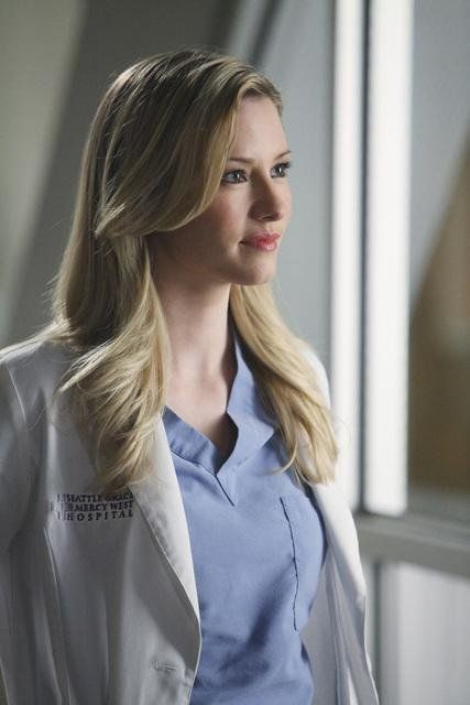 Still of Chyler Leigh in Greys Anatomy