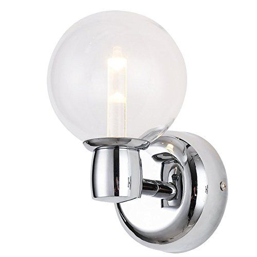 Bright Lighting Runnly Led Vanity Bathroom Mirror Light Is With American Cree Chip1304 5w 450 Lumens Bul Sconce Lamp Glass Lamp Shade Bathroom Mirror Lights