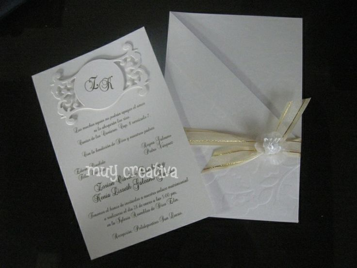 18 best images about invitaciones on pinterest for Disenos para tarjetas