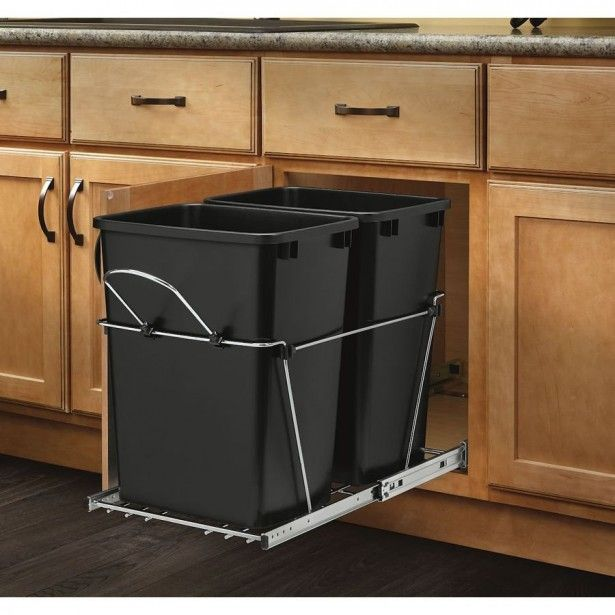 Kitchen Island With Trash Can: Best 25+ Kitchen Trash Cans Ideas On Pinterest
