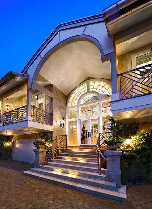 Ocean Dream House Plan - Vacation, Beach, Southern, Florida, Mediterranean