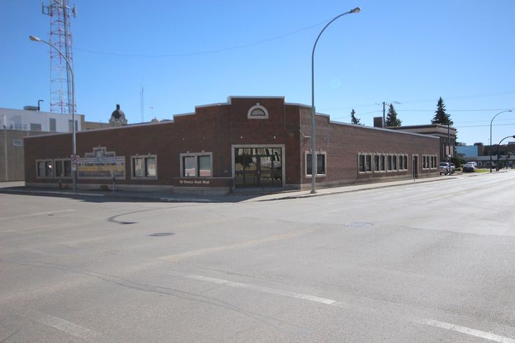 83 Ominica St. W., Moose Jaw. 11,800 sq. ft. multi-use commercial building located in downtown Moose Jaw close to Main Street. Call Mike Walz at Royal LePage Landmart – (306)694-8082, or cell – (306)631-7232. OR Call Brian Walz at Royal LePage Landmart – (306)694-8082, or cell – (306)631-1229.  For More Details please visit our Website at www.royallepagelandmart.com    E-mail – landmart@sasktel.net