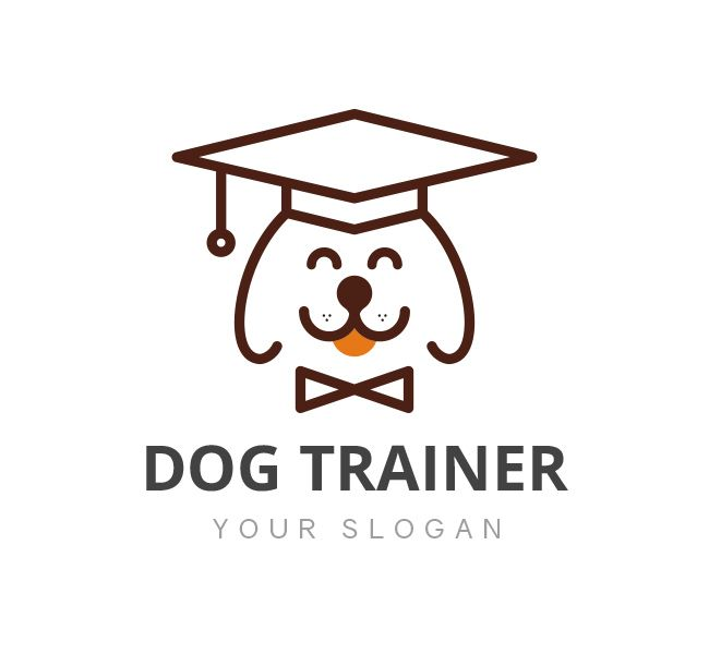 Thinking About Training Dogs Get Logo Free Business Card Design