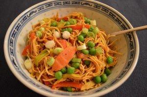 Singpore Noodles