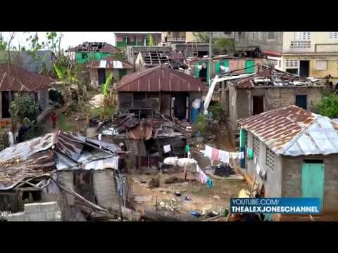 PIZZAGATE: The Mysterious Death Of A Human Trafficking Investigator: Human trafficking widespread in the wake of Haiti earthquake