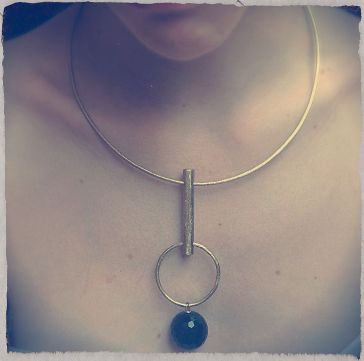 Necklace-brass-handmadejewelry