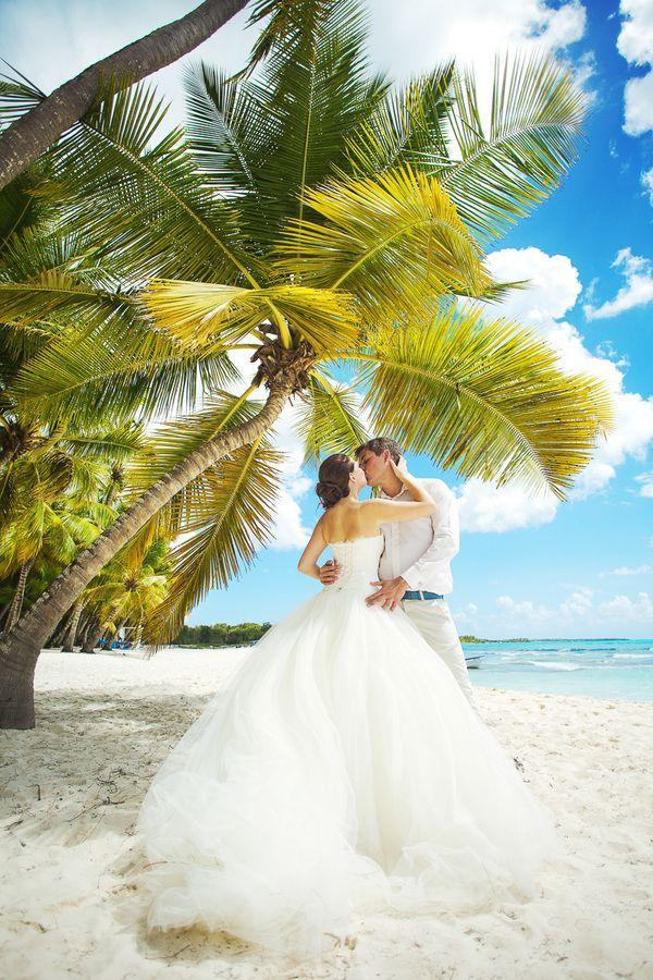Gorgeous wedding in Dominican Republic wedding honeymoon