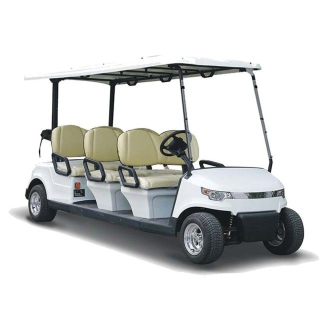 Electric Cars 8 Seater