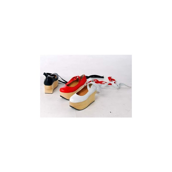 A Lolita Must Have Rocking Horse Shoes via Polyvore