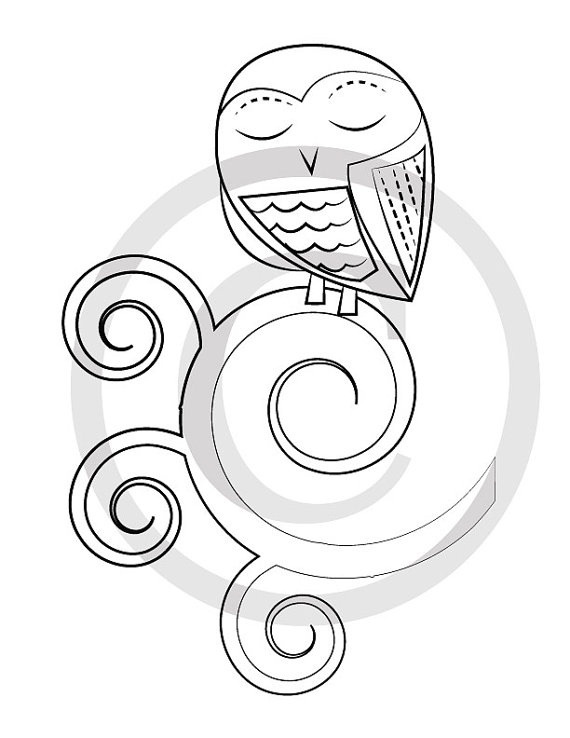 whimsical cupcake coloring pages - photo#15