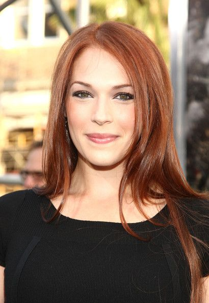 Stunning Hollywood Amanda Righetti...  Attractive Hairstyles...   Born on the 4th of April 1983