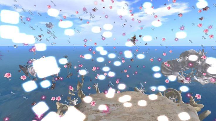 "Fantasy Faire 2017 ""Opal Flight"" (Arts and Entertainment sim) on Vimeo"