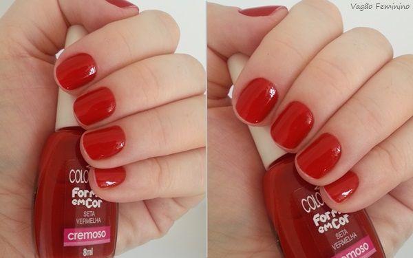 Esmalte Seta Vermelha – Colorama