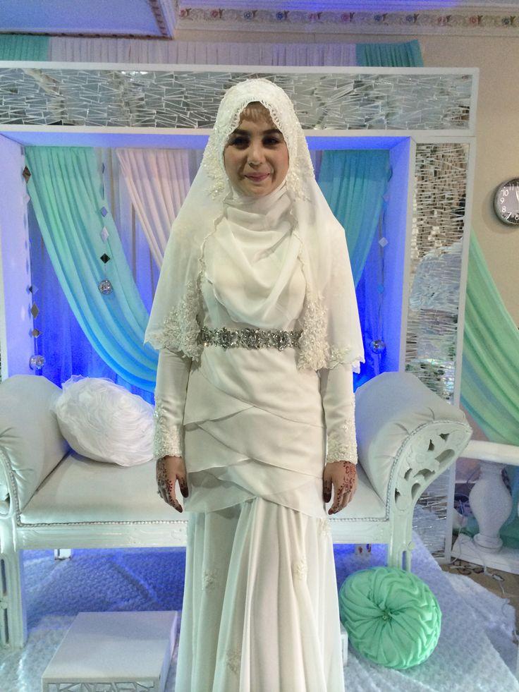 Baju Nikah, solemnization #afiqhariati