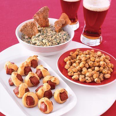 Graduation Party Food - Menus for Graduation Parties - Delish