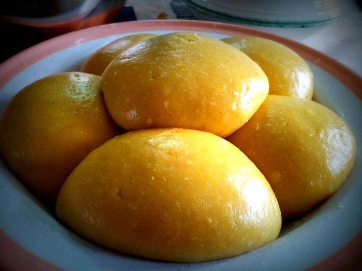 Foutou de banane _ Ivorian food