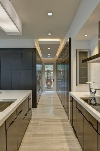 2012 New American Home - contemporary - kitchen - Phil Kean Designs