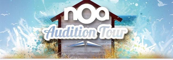 NOA Audition Tour...