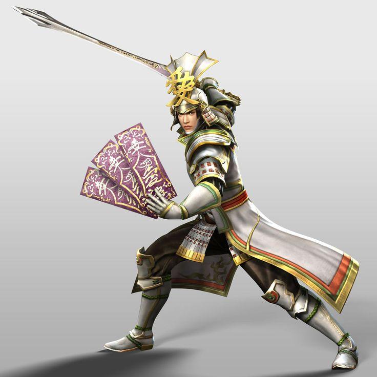 Kanetsugu Naoe | Samurai Warriors 4