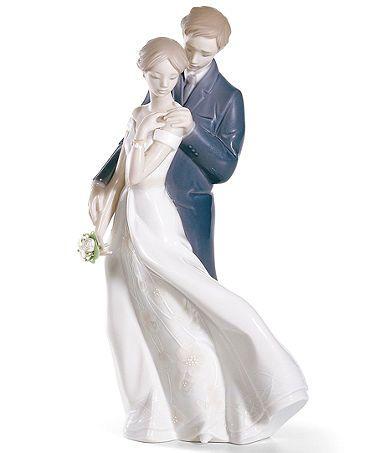 Lladro Figurines | Lladro Collectible Figurine, Everlasting Love - Collectible Figurines ...