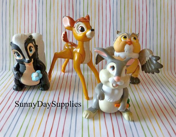 Vintage Mcdonalds Happy Meal Toys Disney Characters
