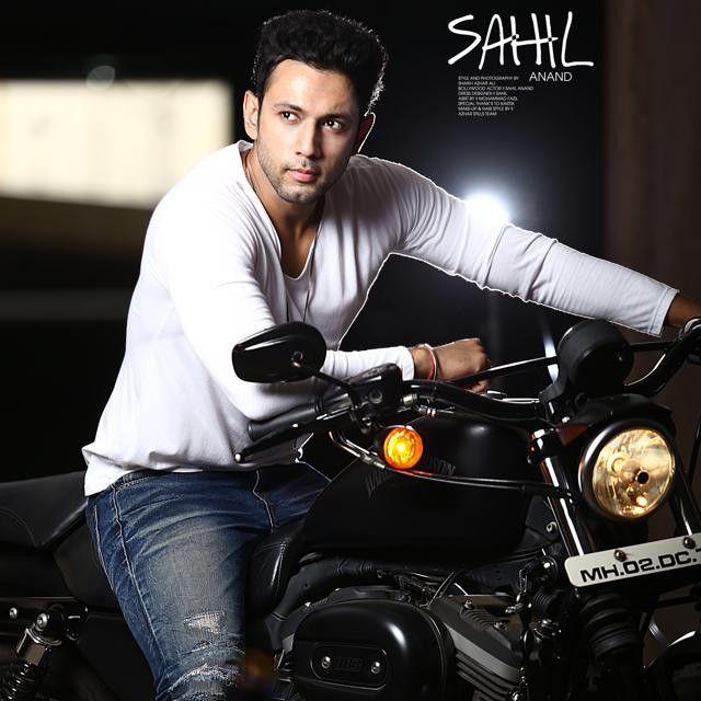 Sahil Anand actor Mumbai
