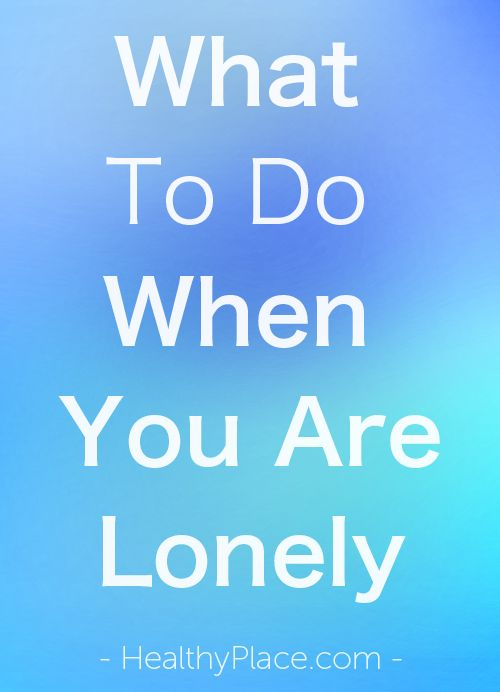 how different people deal with loneliness I'm-different loneliness  but you feel different from other people in an important way that makes you feel isolated  have you found any good ways to understand and deal with loneliness.