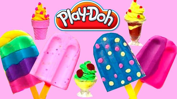 Play Doh Toys - Play Doh Ice Cream Playset - Play Doh Sweet Ice Cream Sw...