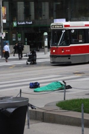 Photo Credit: Richard Trus - Cochrane - www.richardtrus.com  This is what makes a street more complete #TOcompletestreets