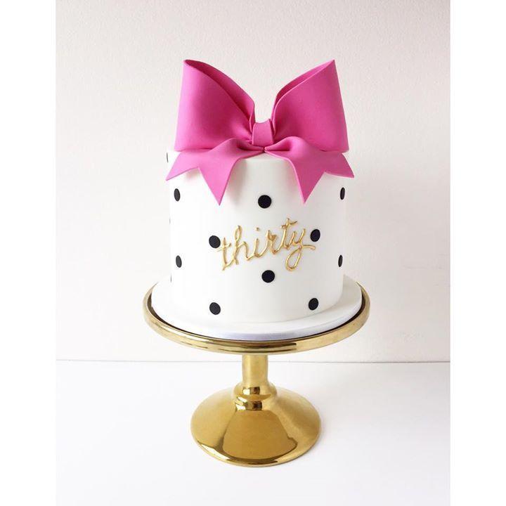 Prettiest Th Birthday Cakes