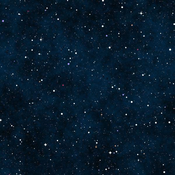 cloudy starfield texture