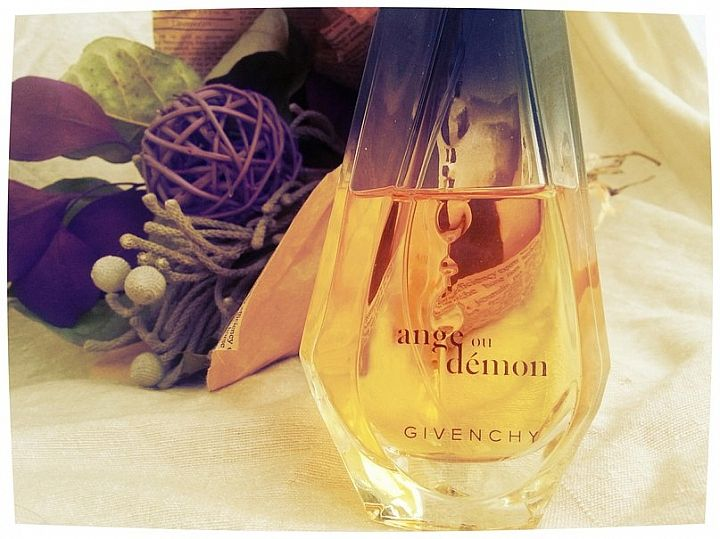 Givenchy Ange ou Demon - а побеждает ангел или демон?