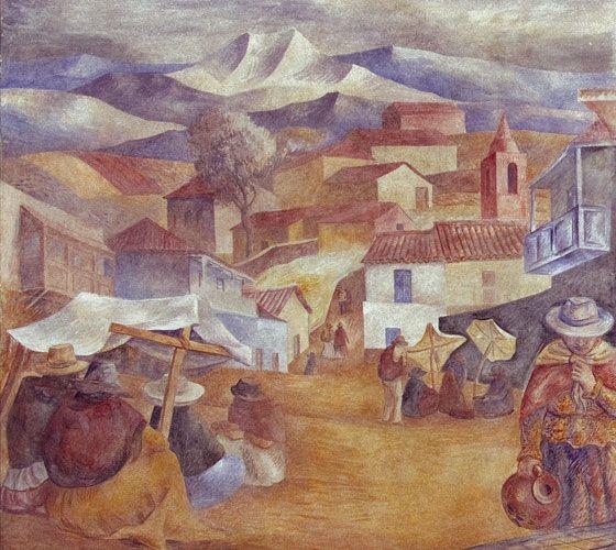 Exposición permanente de Antonio Berni en el Malba