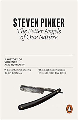 The Better Angels of Our Nature: A History of Violence and Humanity: Stephen Pinker: 9780141034645: Amazon.com: Books