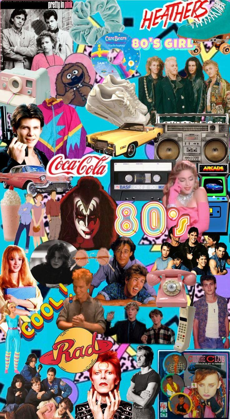 80s aesthetic wallpaper | Aesthetic wallpapers, 80s ...