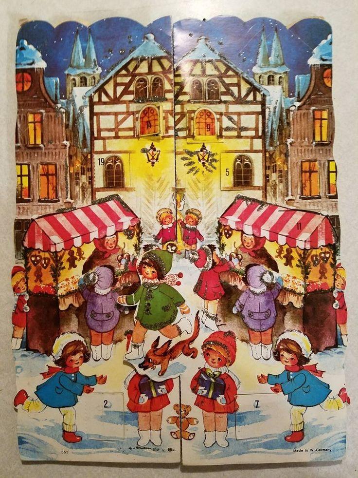 Art Advent Calendar : Best advent calendars images on pinterest