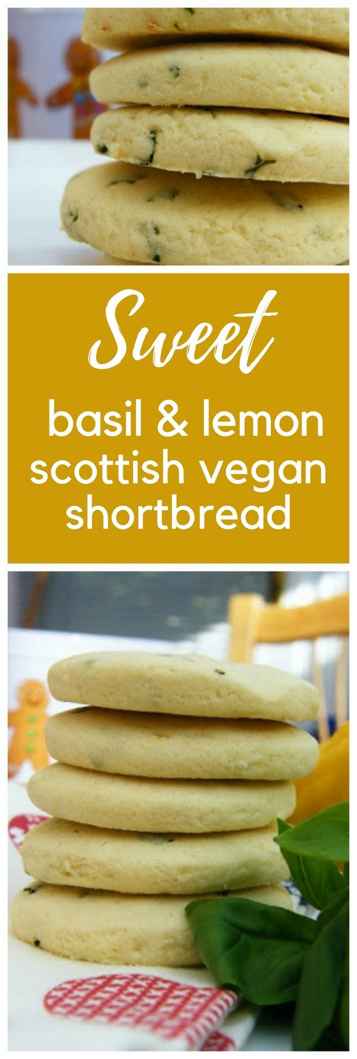 This Scottish shortbread is butter and light. Better than any cookie you will try today. They are quick and easy to whip up and are perfect for vegan or dairy-free diets. Although everyone will love these.