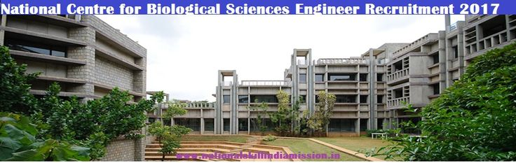 Recruitment  National Centre for Biological Sciences-NCBS Recruitment-Engineer post-Pay Scale : Rs. 15600-39100/-Apply Online-Last Date 15 February 2017  NCBS Job Details :  Post Name : Engineer-C No of Vacancy : 01 Post Pay Scale : Rs. 15600-39100/- Grade Pay : Rs.5400/- Eligibility Criteria :  Educational Qualification : Degree in Civil Engineering (BE/B.Tech) with 60% marks. Nationality : Indian Age Limit : 28 years As on 01.01.2017 Job Location : Bangalore (Karnataka)