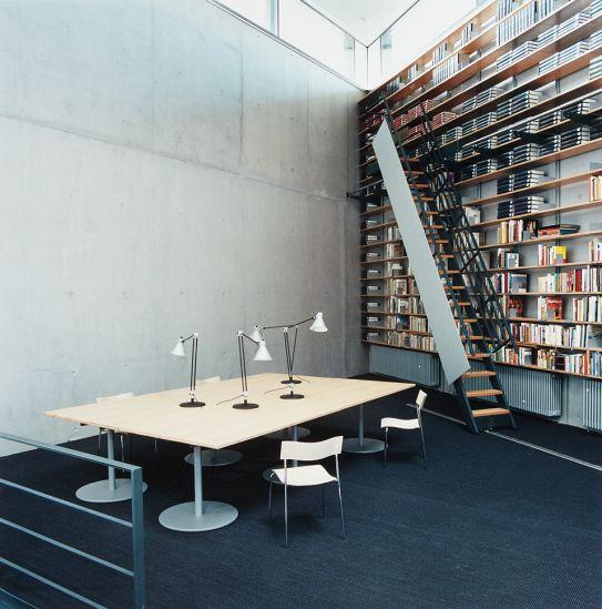 PHILLIPS : NY040114, CANDIDA HÖFER, Deutsche Bibliothek Frankfurt am Main IV