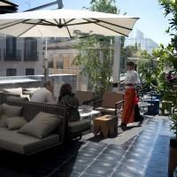Restaurante terraza la cocina de San Antón en Chueca Madrid.loff.it