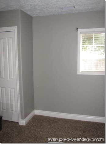 Wood Smoke By Glidden Not My House But This Is The Color