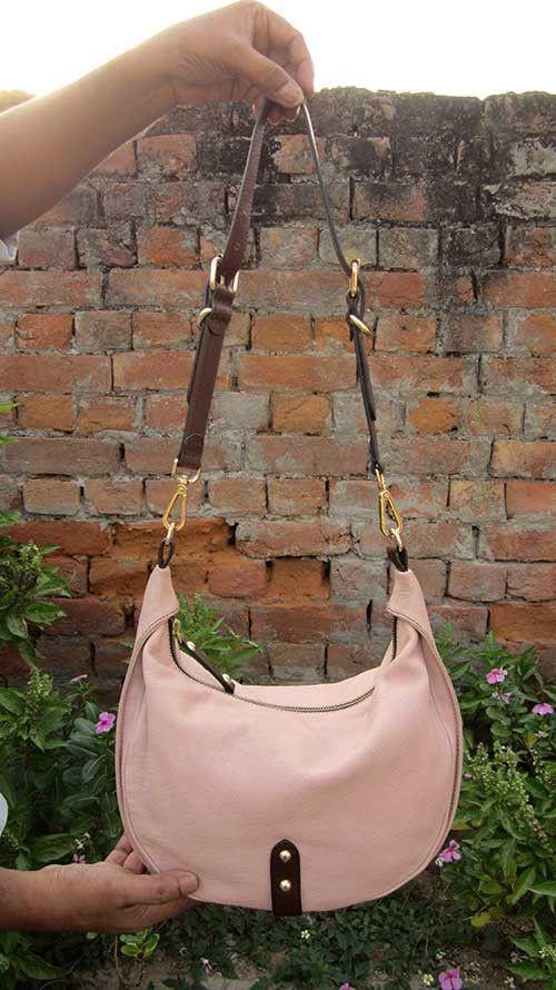 Blossom Caro, Chiaroscuro, India, Pure Leather, Handbag, Bag, Workshop Made, Leather, Bags, Handmade, Artisanal, Leather Work, Leather Workshop, Fashion, Women's Fashion, Women's Accessories, Accessories, Handcrafted, Made In India, Chiaroscuro Bags - 1