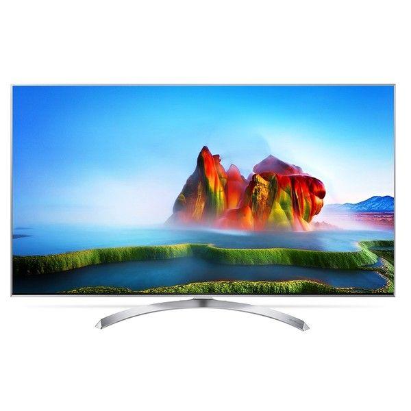 cool Smart TV LED 49 ´ LG 49sj8000 Ultra HD 4k com Conversor Digital 4 HDMI 3 USB Wi - Fi 240Hz Preta