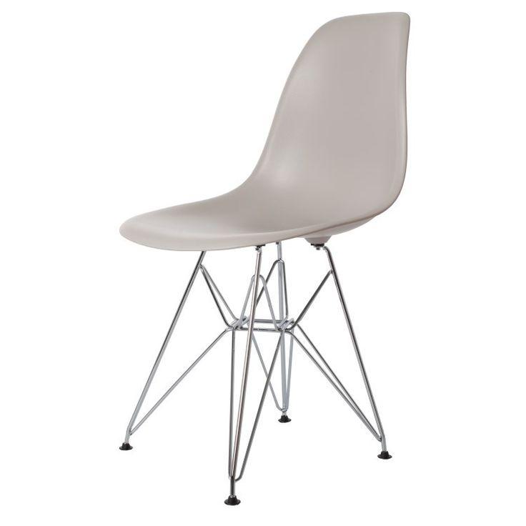 Eames eetkamerstoel. DSR mat. Design Stoelen.