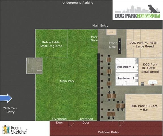 Kansas City couple turns to Kickstarter to fund indoor dog park - Story