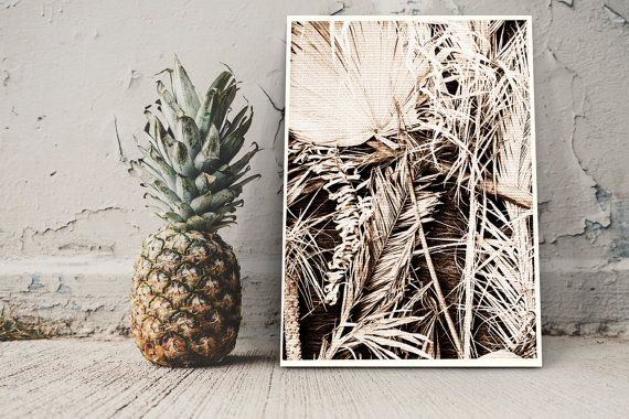 Palm Trees PrintTropical Wall Art DecorTropical от YourPrintsShop