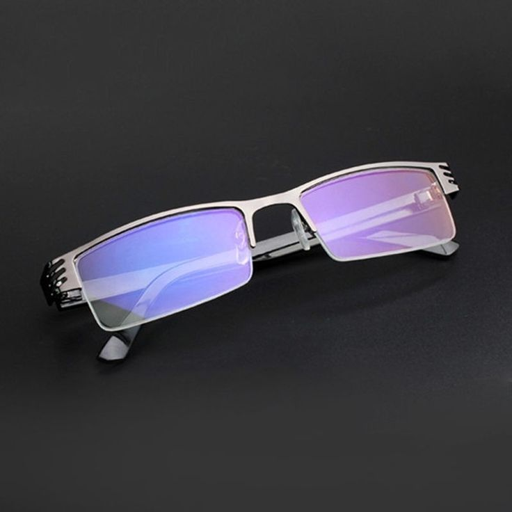 Half Frame Resin Plus Film Myopia Men Women Metal Shortsighted Glasses Fashion Black Blear eyed Nearsighted Glasses 0018-in Eyewear Frames from Men's Clothing & Accessories on Aliexpress.com | Alibaba Group