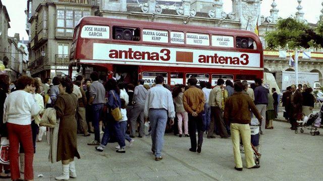 La llegada de Antena 3 de Radio supuso un revulsivo para la radio generalista española www.gorkazumeta.com