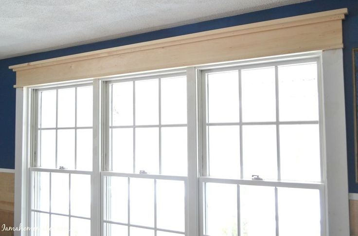 Farmhouse Window Trim | Hometalk